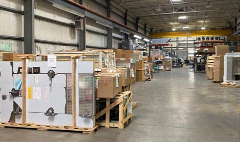 Warehouse Refrigeration