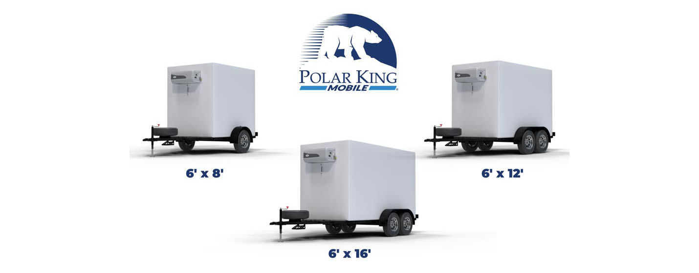 Polar King Refrigerated Trailers